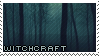 witchcraft stamp