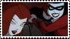 harley x ivy stamp by catstam