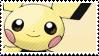 pichu fan stamp by catstam