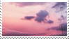 cloud sky stamp