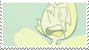 yellow pearl stamp by catstam
