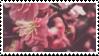 flower tree stamp