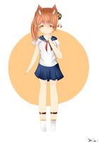 Sienna ||Request by Nekoushimi