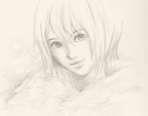 snowy by lithele