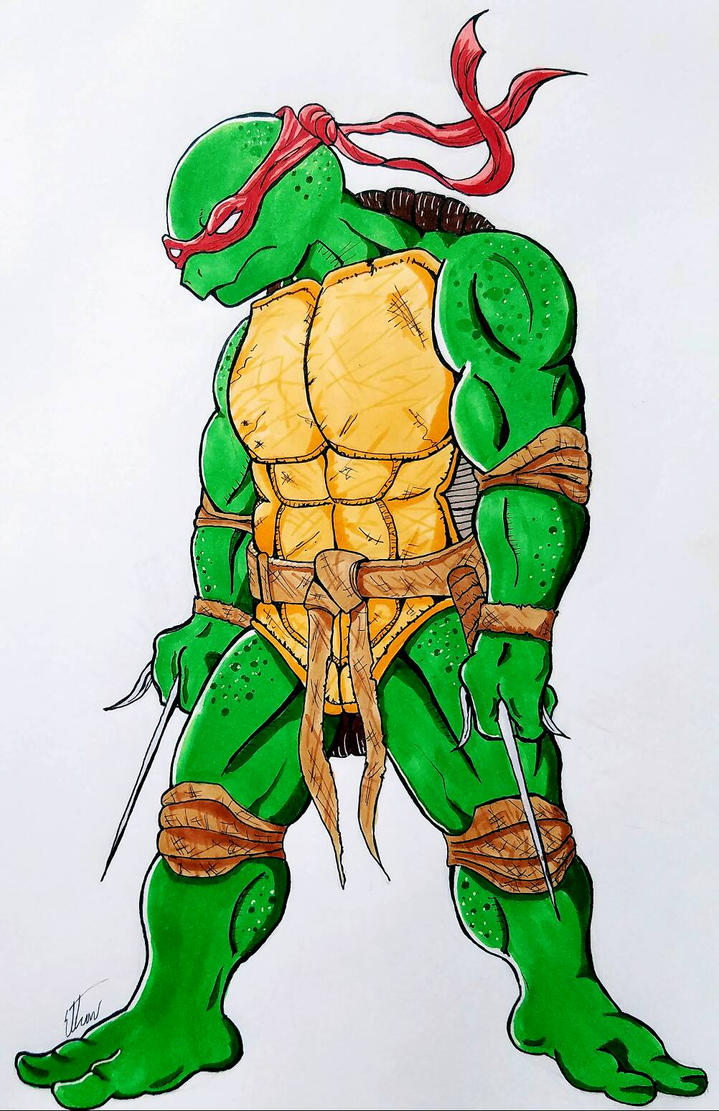 Raphael by theClementine17