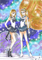 CE: Sailor Aitne + Lysithea by MTToto