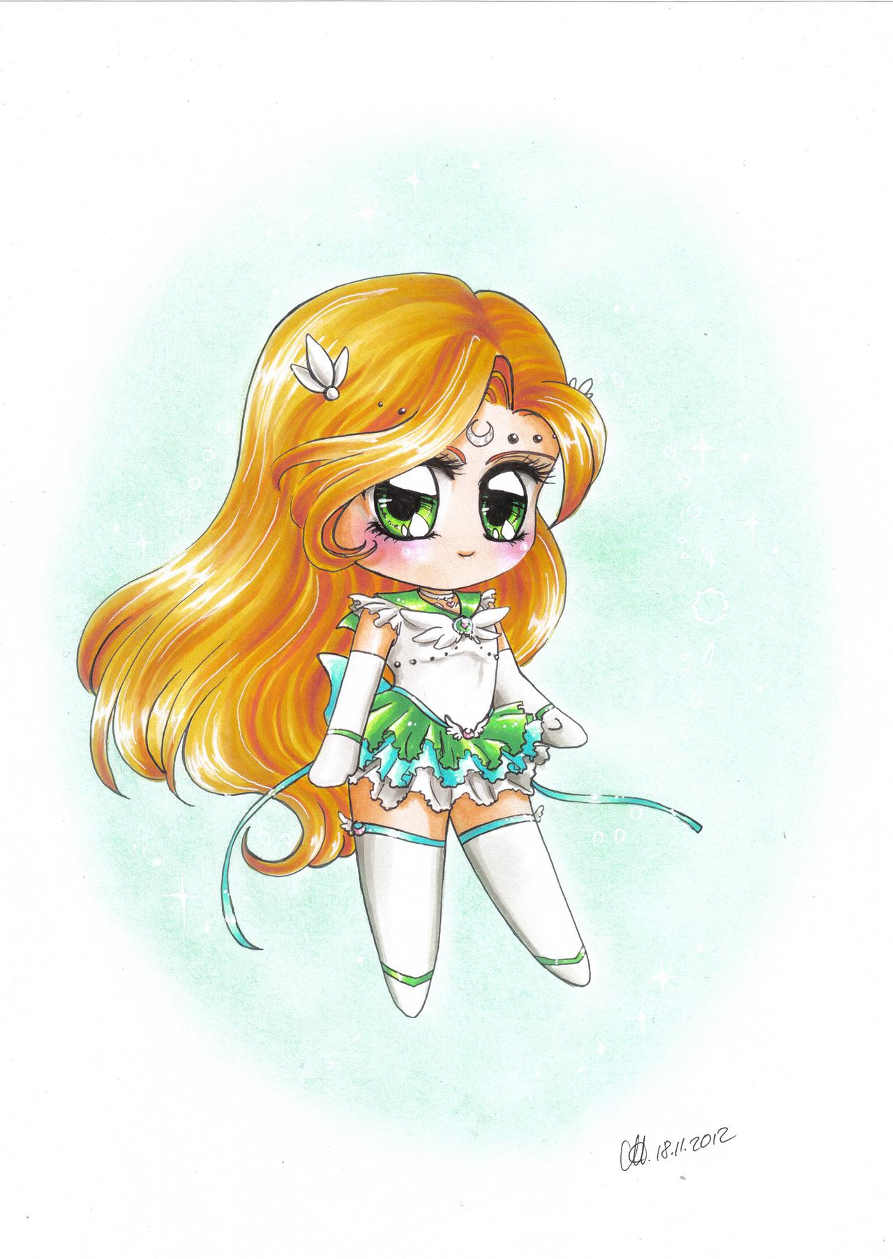 C: Chibi Eternal Sailor Europea by MTToto
