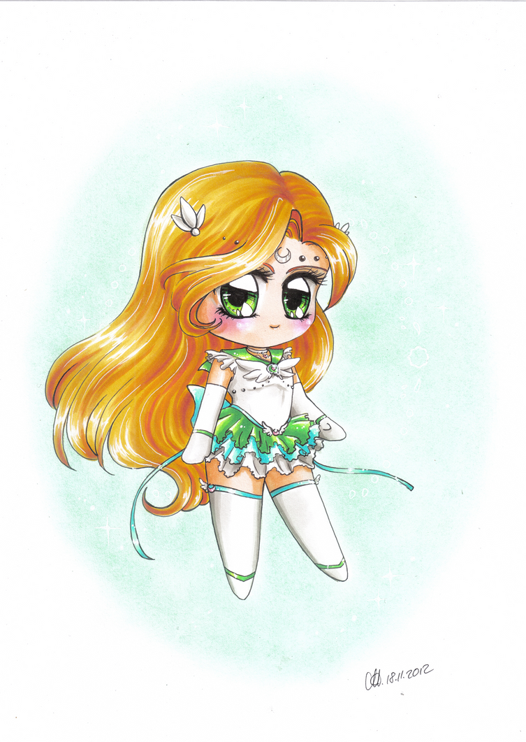 C: Chibi Eternal Sailor Europea by Toto-the-cat