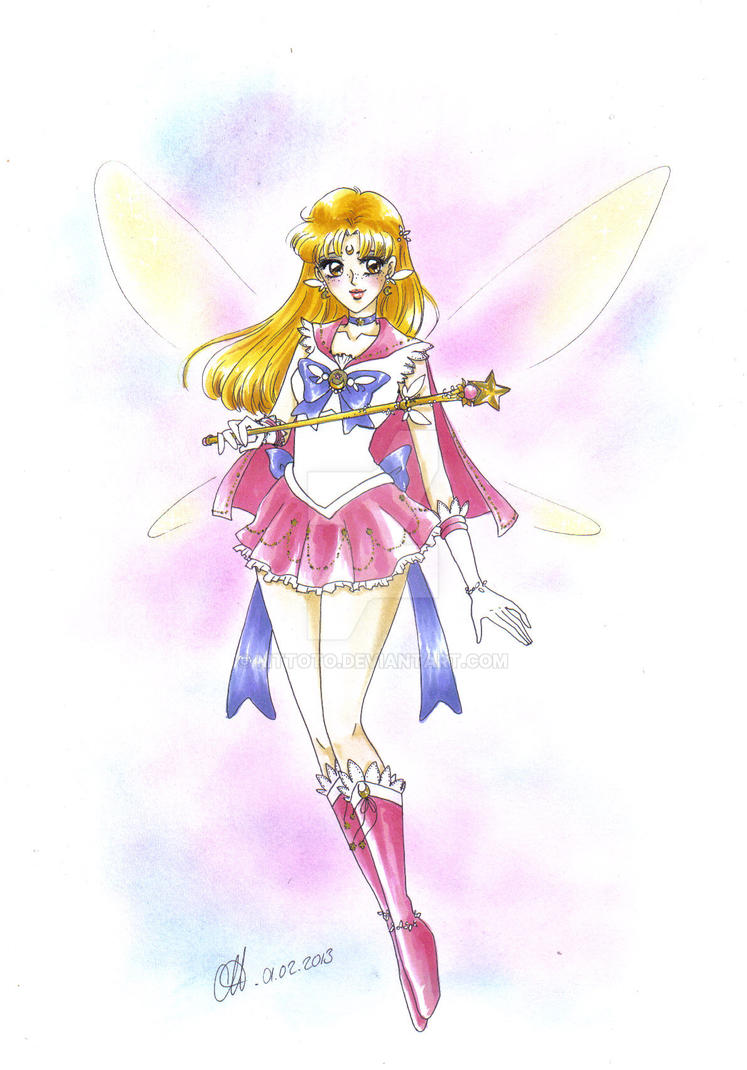 CE: Fairy Sailor Kuu by MTToto