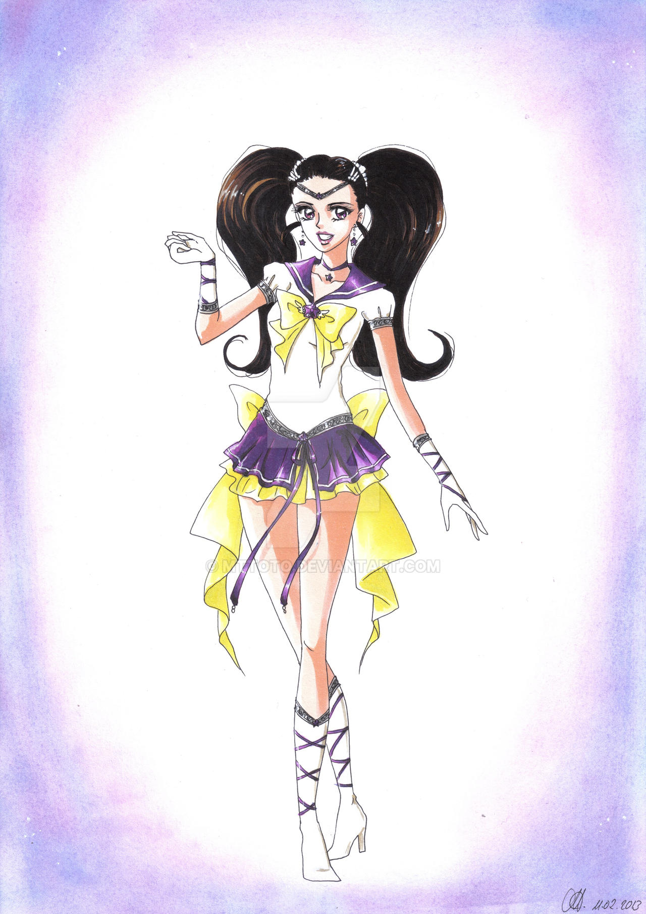 Sailor Atlas by MTToto
