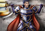 Fire Emblem Hector