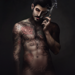 The smoke after... - NSFW