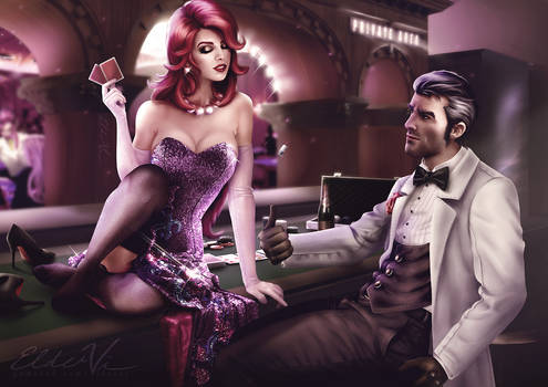 League of Legends - Miss Fortune and Jayce