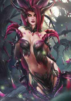 League of Legends - Zyra