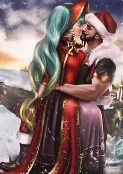League of Legends - Sona X Draven