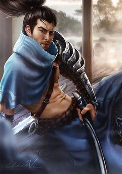 League of Legends - Yasuo