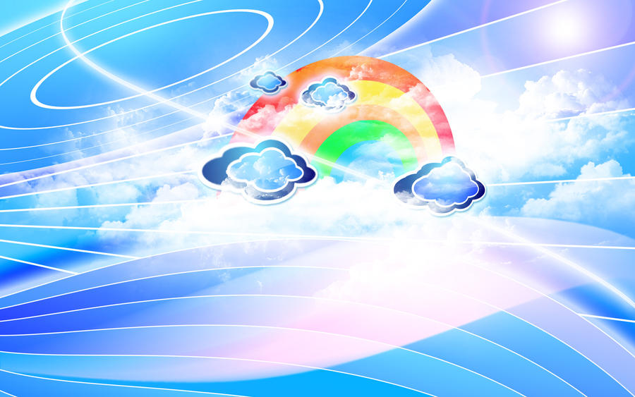 Clouds by kornny