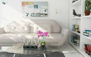 Sunny Room by kornny