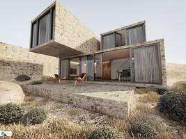 Desert House V2 by kornny