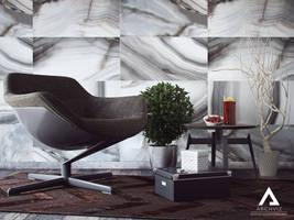 Chair Scene V3 by kornny