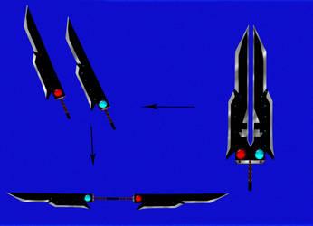 Zeezy sword