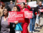 Nurses Rally at RUMC (1)