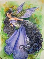 Lady Lavender by MiaLaia