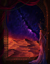 Magical Night by MiaLaia