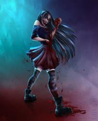 Vampire concept by MiaLaia