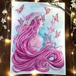 DTIYS - Reidesart's Butterfly redraw