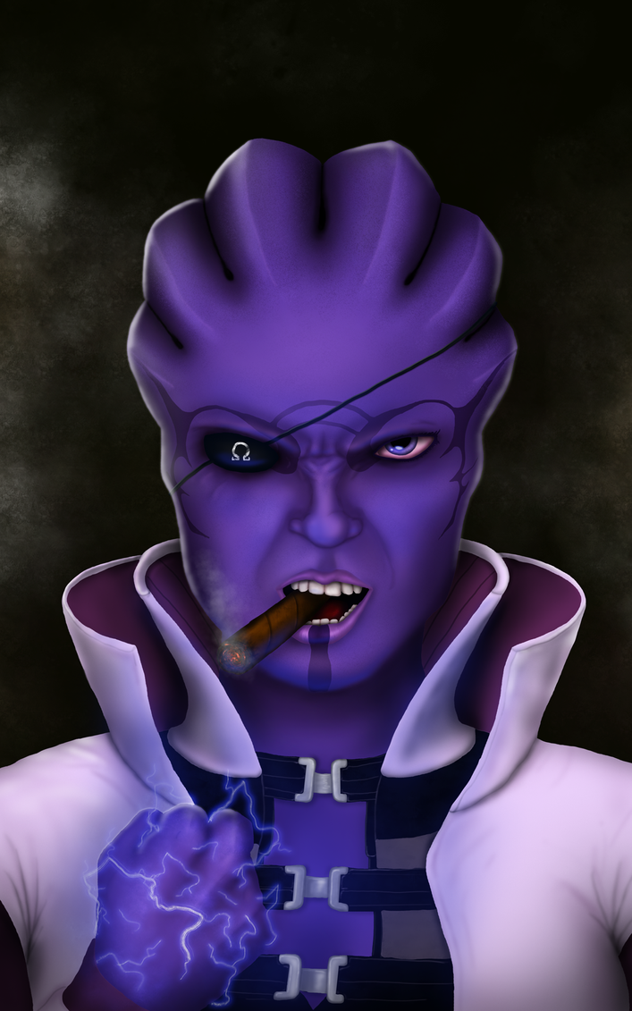 Aria T'loak by DwarfVader23