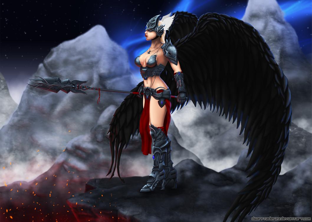 Valkyrie by DwarfVader23