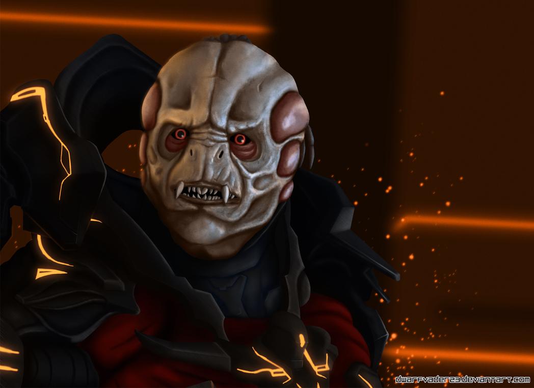 Halo 4: Didact by DwarfVader23