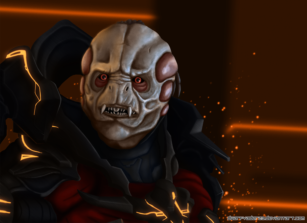 Halo 4: Didact by DwarfVader23 on DeviantArt