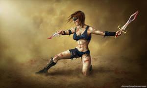Gladiator by DwarfVader23