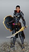 Dragon Age - Cassandra Pentaghast by DwarfVader23