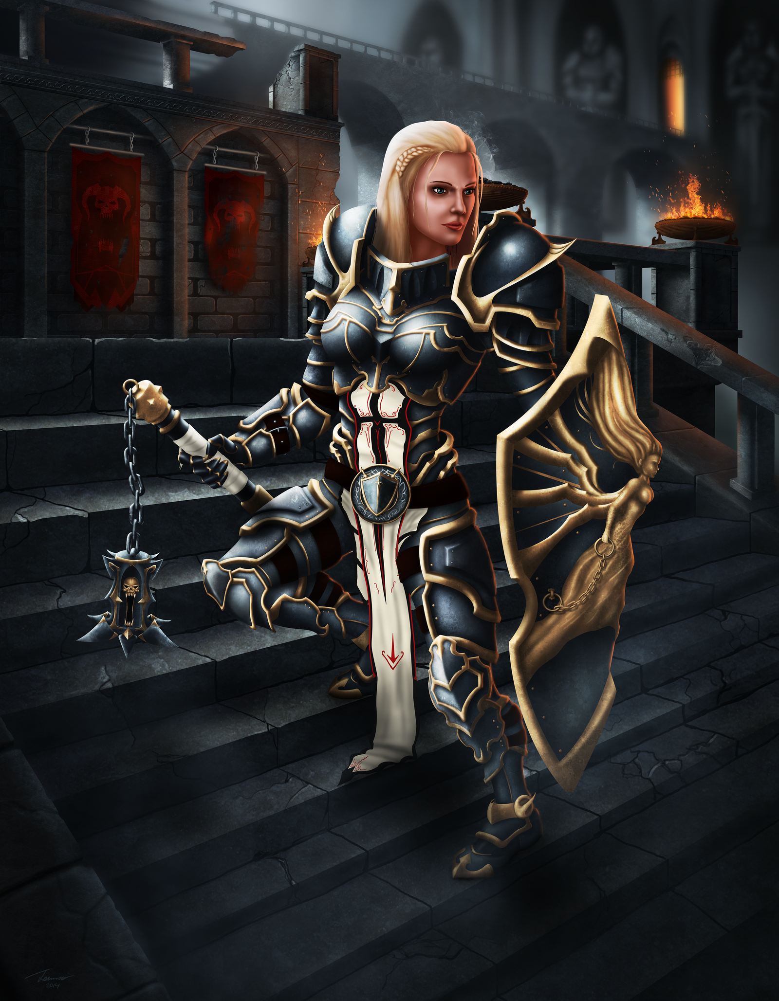 diablo 3 ndash crusader - photo #48