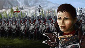 DA:I Cassandra by DwarfVader23