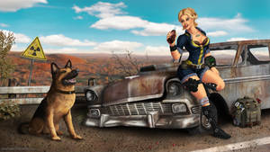 Fallout 4 by DwarfVader23
