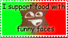 Funny Food stamp by project-daemon