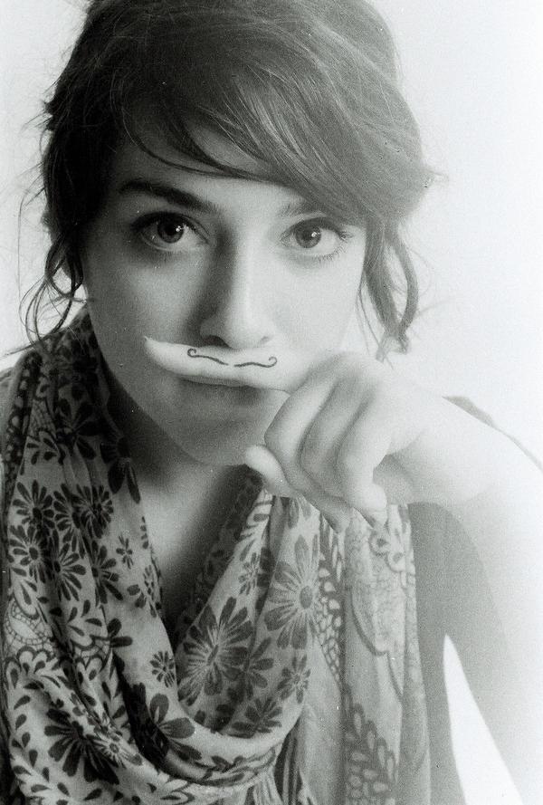 Kenzie Mustache by StolenSecrets