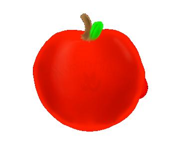 Apple by NinfianRibbon