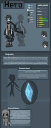 Hero's TSI Ref by DragonsPainter