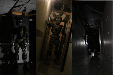 (Self) Springtrap Cosplay