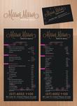 Mirror Mirror Hair and Nails Salon Collection by samadarag