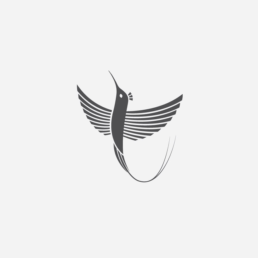 doctor bird logo by samadarag on deviantart cool unused youtube logos Cool Letter H Logos