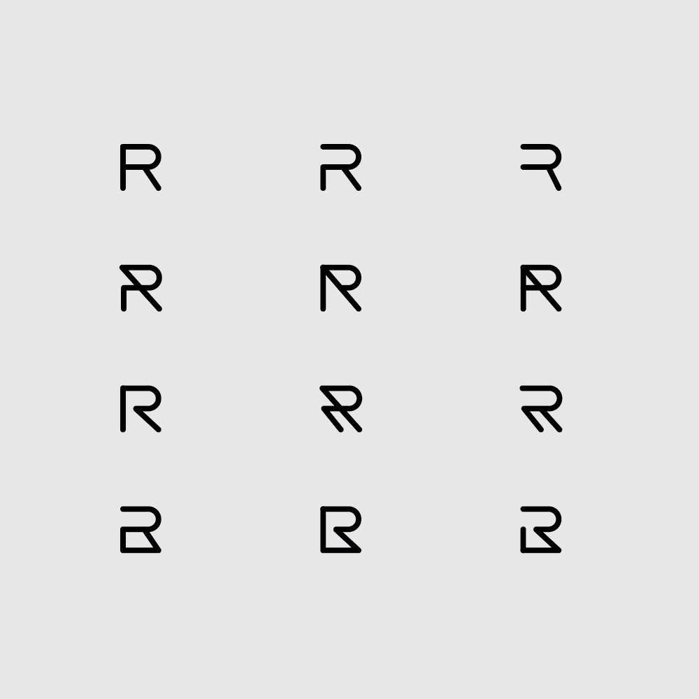 Letter R by samadarag