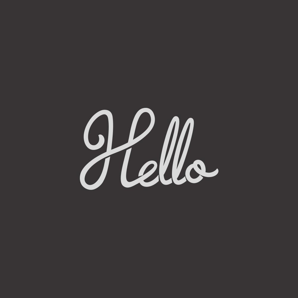 Hello by samadarag