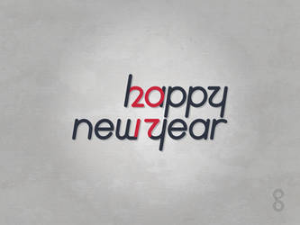 Happy New Year 2017 by samadarag