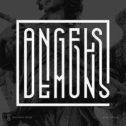 Even angels have their demons.
